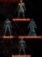 Stolní hra Dark Souls - stolní hra - rozšíření Armour Expansion