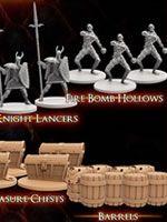 Stolová hra Dark Souls - Explorers Expansion (rozšírenie) (STHRY)