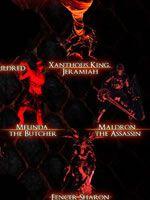 Stolní hra Dark Souls - stolní hra - rozšíření Invaders Expansion