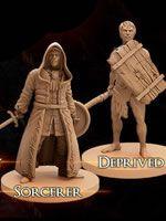 Stolní hra Dark Souls - stolní hra - rozšíření Player Character Expansion