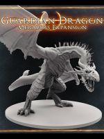 Stolní hra Dark Souls - stolní hra - rozšíření The Guardian Dragon