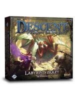 Stolová hra Descent: 2nd Edition: Labyrint zkázy (rozšírenie)