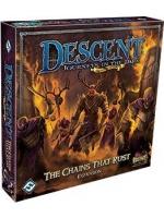 Stolová hra Descent: 2nd Edition: The Chains That Rust (rozšírenie)