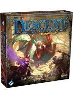 Stolová hra Descent: 2nd Edition: The Labyrinth of Ruin - EN (rozšíření)