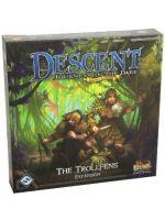 Stolová hra Descent: 2nd Edition: The Trollfens (rozšírenie)