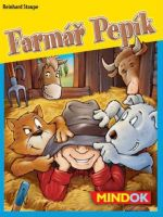 Stolová hra Farmář Pepík - kartová hra