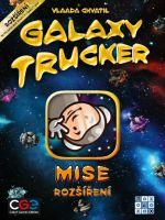 Stolová hra Galaxy Trucker: Mise