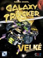 Stolová hra Galaxy Trucker: Velké rozšíření