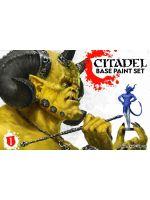 Stolová hra Citadel Base Paint Set (11 farieb a štetec)