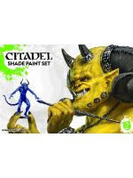 Stolová hra Citadel Shade Paint Set (8 farieb a štetec)