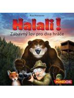 Stolová hra Halali! - stolová hra