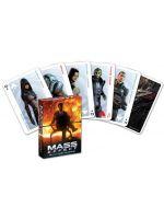 Stolov� hra Hern� karty Mass Effect