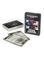 Stolní hra Karty WarHammer 40.000: Tactical objective cards