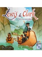 Stolní hra Lewis a Clark: Cesta na severozápad