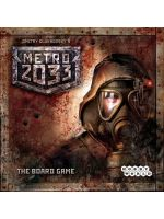 Stolová hra Metro 2033 - stolová hra