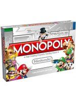 Stolní hra Desková hra Monopoly Nintendo