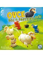 Stolová hra Ovce: Boj o pastviny