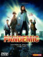 Stolová hra Pandemic - stolová hra