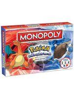 Stolová hra Monopoly - Pokemon (Kanto Edition)