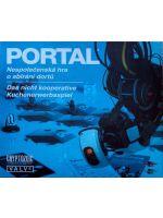 Stolová hra Portal: Nespolečenská hra o sbírání dortů