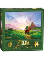Stolová hra Puzzle The Legend of Zelda Links Ride (Collectors Puzzle)