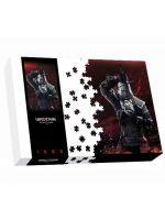 Stolová hra Puzzle Zaklínač III: Geralt