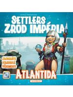 Kartová hra Settlers: Zrod impéria - Atlantida rozšírenie (STHRY)
