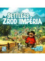 Stolní hra Settlers: Zrod impéria