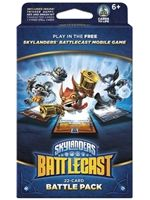 Stolní hra Skylanders Battlecast - Battle Pack feat. Trigger Happy, Hex & Smash Hit