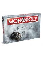 Stolní hra Monopoly - Skyrim