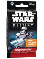Stolní hra Star Wars Destiny: Duch povstání (doplňkový balíček)