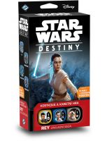 Stolní hra Star Wars Destiny: Rey Starter Set