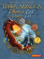 Stolová hra Terra Mystica: Oheň a Led (rozšírenie)