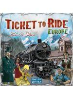 Stolová hra Ticket To Ride: Europe
