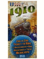 Stolová hra Ticket to Ride - USA 1910 expansion