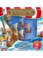 Stolní hra Vikingové v Bouři - logická hra