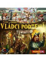Stolová hra Vládci podzemí: Festival (rozšírenie)