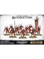 Stolová hra W-AOS: Chaos Daemons - Bloodletters (10 figúrok)
