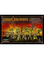 Stolní hra W-AOS: Chaos Daemons - Plaguebearers of Nurgle (10 figurek)