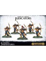 Stolní hra W-AOS: Stormcast Eternals - Judicators (5 figurek)
