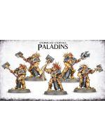 Stolová hra W-AOS: Stromcast Eternals - Paladins (5 figúrok)