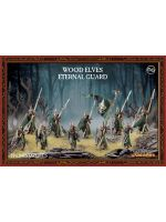Stolov� hra W-AOS: Wood Elves - Eternal Guard (10 fig�rok)