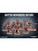 Stolová hra W40k: Adeptus Mechanicus Skitarii (10 figúrok)