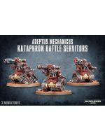 W40k: Adeptus Mechanicus Kataphron Battle Servitors (3 figúrky) (STHRY)
