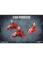Stolní hra W40k: Eldar Windriders (3 figurky)