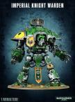 W40k: Imperial Knight Warden (1 figúrka) + figúrka zadarmo