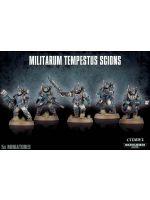 Stolní hra W40k: Militarum Tempestus Scions (5 figurek)