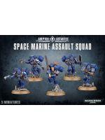 Stolová hra W40k: Space Marine Assault Squad (5 figúrok)