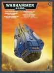 W40k: Space Marine Drop Pod (1 figurka)