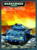 Stolní hra W40k: Space Marine Predator (1 figurka)